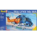 MAQUETTE HELICOPTERE WESTLAND SEA LYNX MK 88A - ECHELLE 1/32 - REVELL - 04652
