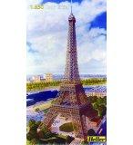 MAQUETTE MONUMENT TOUR EIFFEL - ECHELLE 1/650 - HELLER - 81201