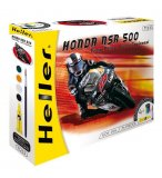 MAQUETTE MOTO HONDA NSR 500 - ECHELLE 1/24 - HELLER - 50924