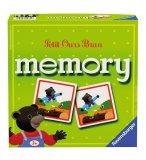 MEMORY PETIT OURS BRUN - RAVENSBURGER - 21844 - JEU EDUCATIF
