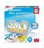 MES PREMIERS CALCULS - APPRENONS - EDUCA - 15871 - JEU EDUCATIF