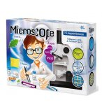 MICROSCOPE 15 EXPERIENCES - BUKI SCIENCE - KT007