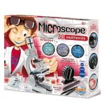 MICROSCOPE 30 EXPERIENCES - BUKI SCIENCE - MS907B - JEU SCIENTIFIQUE