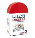 MILLE BORNES EDITION PRESTIGE BOITE METAL - DUJARDIN - 59055 - JEU DE CARTES