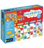 MON CALENDRIER PERPETUEL MAGNETIQUE - 171 MAGNETS - NATHAN - 31025