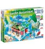 MON JARDIN BOTANIQUE - SCIENCE & JEU - CLEMENTONI - 52110 - EXPERIENCES