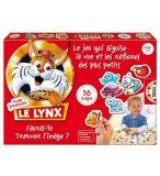 MON PREMIER LE LYNX- EDUCA - 15492 - JEU DE SOCIETE