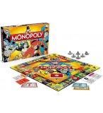 MONOPOLY DC COMICS ORIGINALS - WINNING MOVES - 0971 - JEU DE PLATEAU