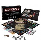 MONOPOLY GAME OF THRONES EDITION COLLECTOR - WINNING MOVES - 0970 - JEU DE PLATEAU