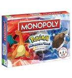 MONOPOLY POKEMON EDITION DE KANTO - WINNING MOVES - 0945 - JEU DE PLATEAU