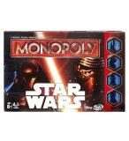 MONOPOLY STAR WARS VII LE REVEIL DE LA FORCE - HASBRO - B0324