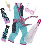 MONSTER HIGH HABIT LAGOONA BLUE - UNIFORME - ACCESSOIRE POUPEE - MATTEL - X3664