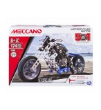 MOTOS 5 MODELES - MECCANO - 17202 - JEU DE CONSTRUCTION