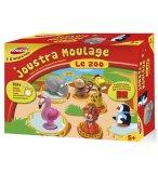 MOULAGE LE ZOO - PLATRE - JOUSTRA - 43504 - LOISIRS CREATIFS