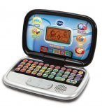ORDI GENIUS KID NOIR - VTECH - 80196305 - JEU EDUCATIF ELECTRONIQUE