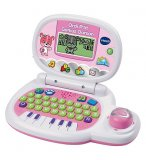 ORDI P'TIT GENIUS OURSON ROSE - VTECH - JEU EDUCATIF ELECTRONIQUE