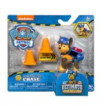 PAT PATROUILLE CHASE ULTIMATE RESCUE CONSTRUCTION - FIGURINE CHIEN - PAW PATROL - SPIN MASTER - 20106594