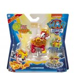 PAT PATROUILLE MARCUS MIGHTY PUPS CHARGED UP AVEC AILES ET CASQUE LUMINEUX - FIGURINE CHIEN - PAW PATROL - SPIN MASTER - 20122531
