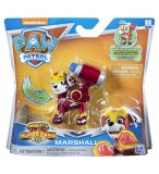 PAT PATROUILLE MARCUS MIGHTY PUPS SUPERS PAWS - FIGURINE CHIEN - PAW PATROL - SPIN MASTER - 20114287
