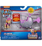 PAT PATROUILLE ULTIMATE STELLA ET SON HELICOPTERE - FIGURINE CHIEN - PAW PATROL - SPIN MASTER - 20101479
