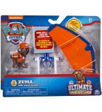 PAT PATROUILLE ULTIMATE ZUMA ET SON DELTAPLANE - FIGURINE CHIEN - PAW PATROL - SPIN MASTER - 20101483
