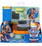 PAT PATROUILLE ZUMA ET SON HOVERCRAFT - FIGURINE CHIEN - PAW MISSION - SPIN MASTER - 20079030