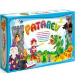 PATAREV MAXI COFFRET CHEVALIERS - PATE A MODELER - SENTOSPHERE - 878 - LOISIRS CREATIFS