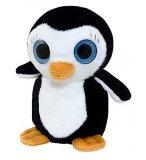 PELUCHE BEBE PINGOUIN 15 CM - WILD PLANET - K7710