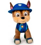 PELUCHE CHASE CHIEN POLICIER 37 CM - PAT' PATROUILLE JUNGLE - SPIN MASTER - PELUCHE LICENCE - 760015665A