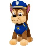 PELUCHE GEANTE CHIEN CHASE 50 CM - PAT' PATROUILLE - SPIN MASTER - PELUCHE LICENCE - 260003670A