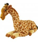 PELUCHE GIRAFE 76 CM - FLOPPIES - WILD REPUBLIC - 81087