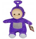 PELUCHE TELETUBBIES VIOLET - TINKY WINKY 32 CM - TOMY - PELUCHE LICENCE