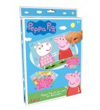 PEPPA PIG ET SES AMIS EN MOSAIQUES - LANSAY - 20017 - KIT CREATIF