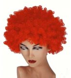PERRUQUE HAIR ROUGE