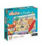 PETIT ELECTRO A L'ECOLE 3-5 ANS - NATHAN - 31526 - LIVRE-JEU EDUCATIF