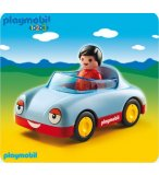 PLAYMOBIL 1.2.3 6790 VOITURE CABRIOLET