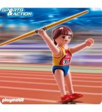 PLAYMOBIL 5201 LANCEUSE DE JAVELOT