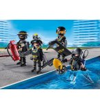 PLAYMOBIL CITY ACTION 9365 POLICIERS D'ELITE
