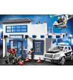PLAYMOBIL CITY ACTION 9372 POSTE DE POLICE ET VEHICULES