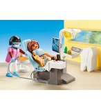 PLAYMOBIL CITY HOPITAL 70198 DENTISTE