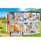 PLAYMOBIL CITY LIFE HOPITAL 70190 HOPITAL AMENAGE