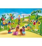 PLAYMOBIL DOLLHOUSE 70212 AMENAGEMENT POUR FETE