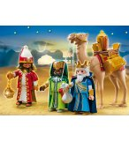 PLAYMOBIL NOEL 5589 ROIS MAGES