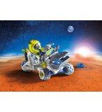 PLAYMOBIL SPACE 9491 SPATIONAUTE AVEC VEHICULE D'EXPLORATION SPATIALE