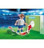 PLAYMOBIL SPORTS & ACTION 6898 JOUEUR DE FOOT ANGLAIS