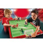 PLAYMOBIL SPORTS & ACTION 70046 STADE DE FOOT TRANSPORTABLE FC BAYERN MUNICH