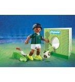 PLAYMOBIL SPORTS & ACTION 9515 JOUEUR DE FOOT MEXICAIN FIFA 2018
