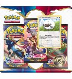 POKEMON EPEE ET BOUCLIER - COFFRET TRI PACK MOUMOUTON - 3 BOOSTERS - CARTE A COLLECTIONNER - ASMODEE