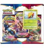POKEMON EPEE ET BOUCLIER - COFFRET TRI PACK TOURNICOTON - 3 BOOSTERS - CARTE A COLLECTIONNER - ASMODEE