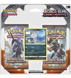 POKEMON MIAOUSS - COFFRET DUO PACK SOLEIL ET LUNE OMBRES ARDENTES - CARTE A COLLECTIONNER - ASMODEE